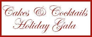 Cakes & Cocktails Holiday Gala logo (image)