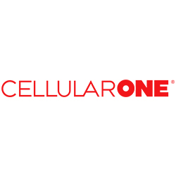 President's Club: Cellular One logo (image)