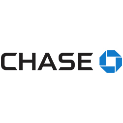 President's Club: Chase logo (image)