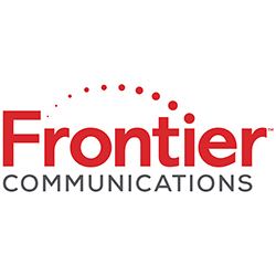 President's Club: Frontier Communications logo (image)