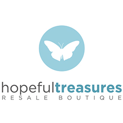 President's Club: Hopeful Treasures Resale Boutique logo (image)