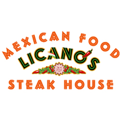 President's Club: Licano's Mexican Food & Steak House logo (image)