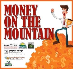 Money on the Mountain logo (image)