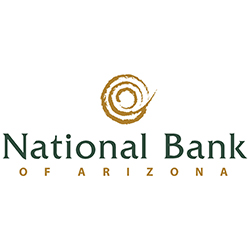 President's Club: National Bank of Arizona logo (image)