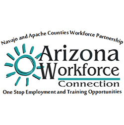 President's Club: Navajo/Apache County Arizona Workforce Connection logo (image)
