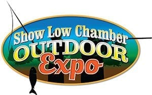 Show Low Chamber Outdoor Sportsmen's Expo logo (image)