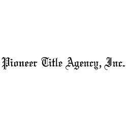 President's Club: Pioneer Title Agency logo (image)