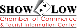 Show Low Chamber of Commerce logo (image)