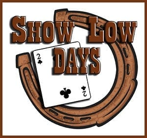 Show Low Days logo (image)