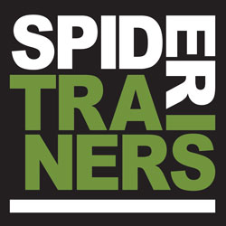 President's Club: Spider Trainers logo (image)
