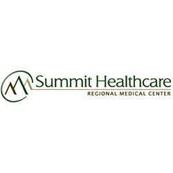 President's Club: Summit Healthcare Regional Medical Center logo (image)