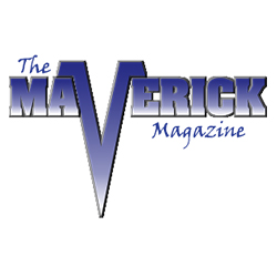 President's Club: The Maverick Magazine logo (image)