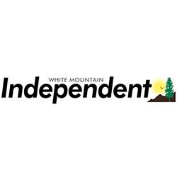 President's Club: White Mountain Independent logo (image)