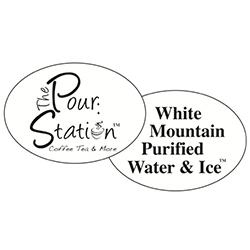 President's Club: White Mountain Purified Water & Ice logo (image)