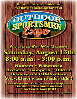 Outdoor Sportsmen's Expo flier (image)