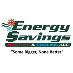 Energy Savings Heating & Cooling logo (image)