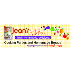 Jean's Kitchen logo (image)