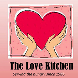The Love Kitchen logo (image)