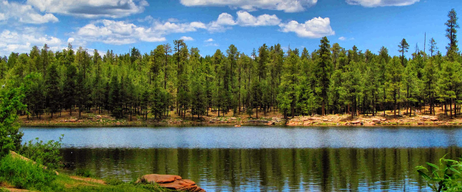 Fool Hollow Lake, Show Low, AZ (image)
