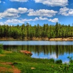 Fools Hollow Lake, Show Low, AZ (image)