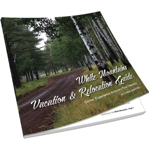 White Mountains Vacation & Relocation Guide (image)