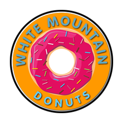 White Mountain Donuts Logo