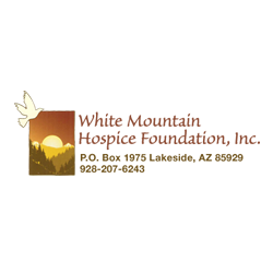 White Mountain Hospice Foundation Logo
